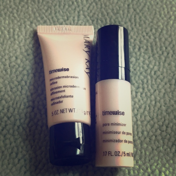 Mary Kay Other Microdermabrasion And Pore Minimizer Poshmark